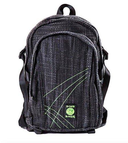 Dime Bags Hemp Backpack w: internal Stash Pocket