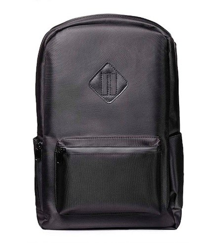 Smell Proof Backpack w: Combo Lock and Hidden Stash Pocket 1