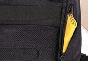 hidden side backpack pocket