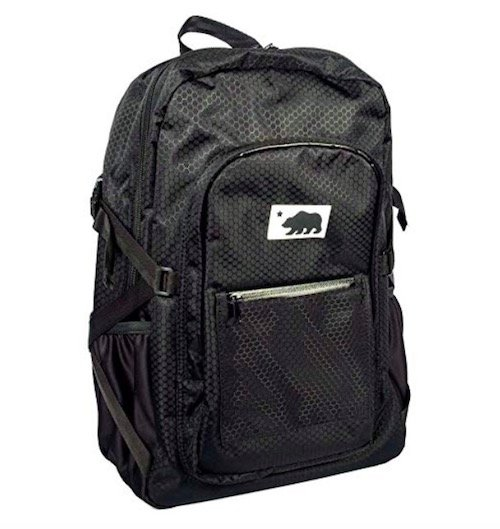 Cali Crusher Smell Proof Backpack - Best Smell Proof Backpack with Lock