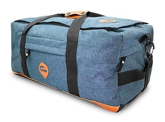 Skunk Hybrid odor proof duffle bag review