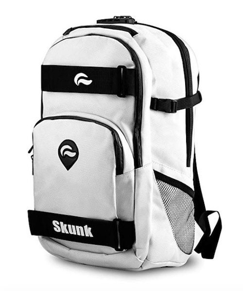 Skunk Nomad smell proof backpack review