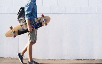 5 Best Skateboarding Backpacks 2019 [Shortboard, Longboard, Electric]