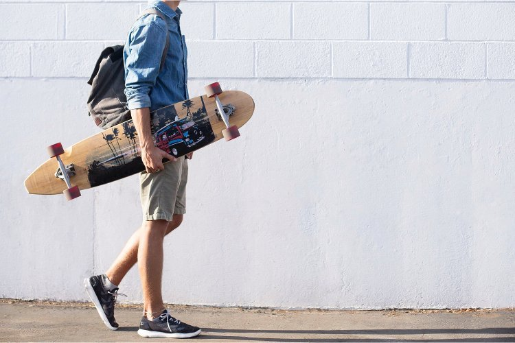 best skateboarding backpacks featured image