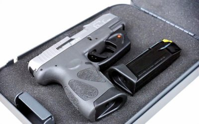 5 Best Portable Gun Safes w/ Cable [CA DOJ & TSA Approved]