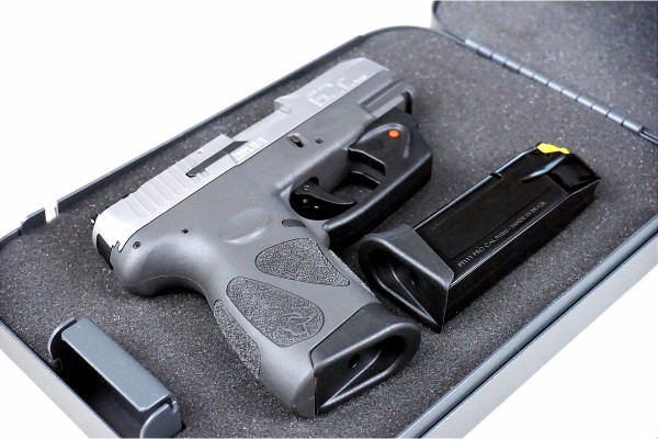 5 Best Portable Gun Safes w/ Cable [CA DOJ & TSA Approved]